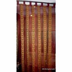 Silk Organza Curtains