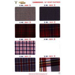 School Uniform Twill Suiting Fabric - PG67