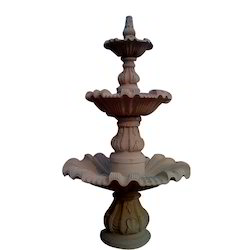 Sandstone Water Fountain