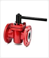 lined plug valves