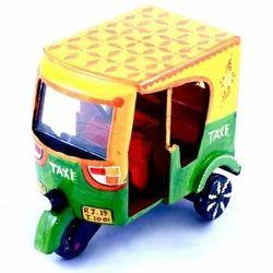 Miniature Auto Green