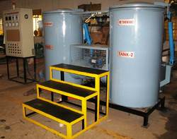 Vacuum Lubrication Plant