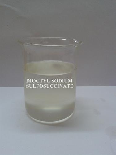 Dioctyl Sodium Sulfosuccinate
