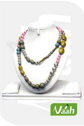Vaah Glass Beads Necklaces