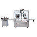 Rotary Bottle Sticker Labeling Machine