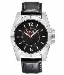 VESPL Urbane Black Dial Analog Men's Watch-VS183