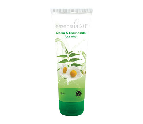 Essensual20 Neem and Chamomile Face Wash