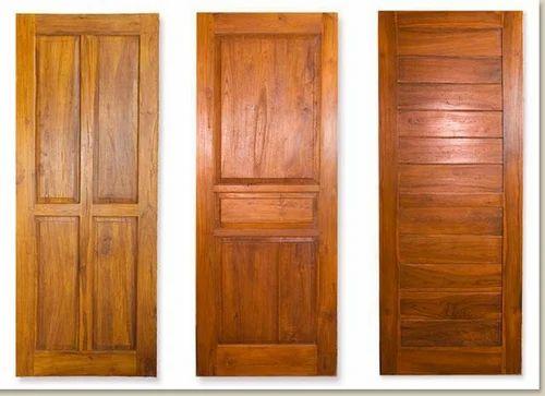 Merbau Doors & Merbau Doors - Manufacturer from Coimbatore