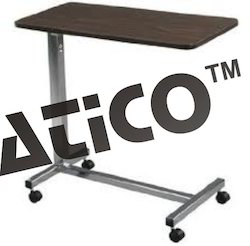 Over Bed Table...Height Adjustable
