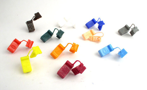 Plastic Butterfly Seals