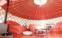Luxurious Royal Sitting Luxury Tents