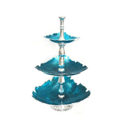 Enamelled Cake Stand
