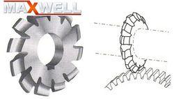 Maxwell Involute Gear Cutters