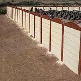 Folding Prestressed Wall