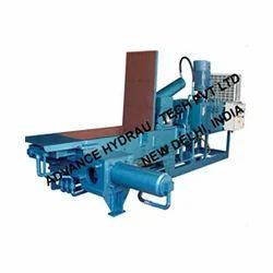 Triple Compression Mini Special Turn Out Scrap Baling Press