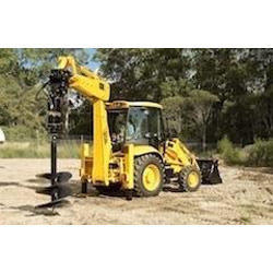 Earth Drilling Auger