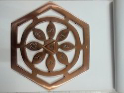 Copper Solid Mangalmay Bhoom Yantra