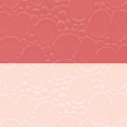 Pink PVC Leather Cloth