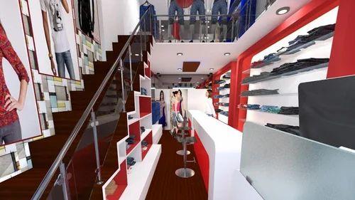 Garment Shop Interior Designing Services - Garment Shop Interior ...