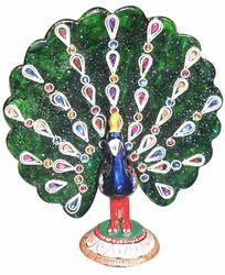 Peacock Key Holder