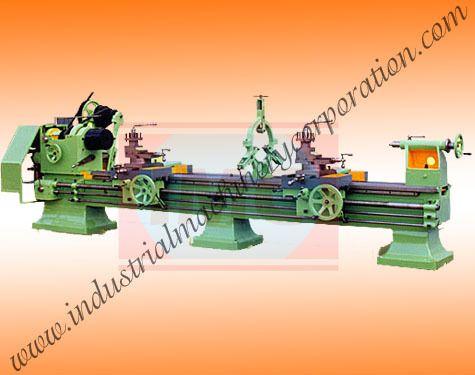 Lathe Type PVC Pipe Threading Machine