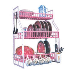 small kitchen rack offered comprises kitchen rack ii in size options
