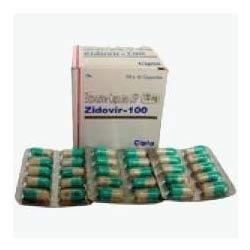 Zidovir (Generic) Zidovudine Capsules