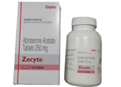Abiraterone 250 mg Zecyte tablets Price & Details