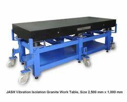 Vibration Isolation Tables