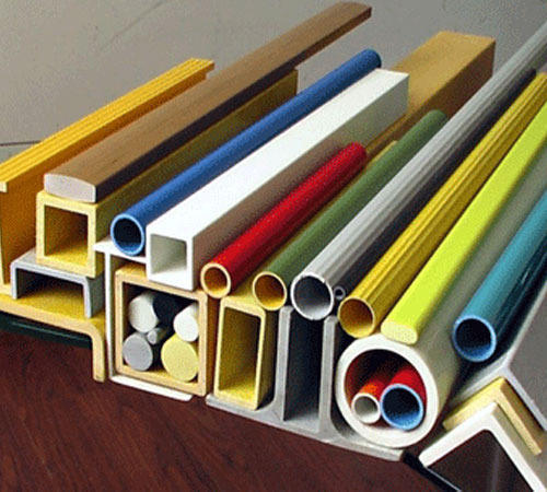 Frp Section Frp Pultruded Profiles Manufacturer From Surat