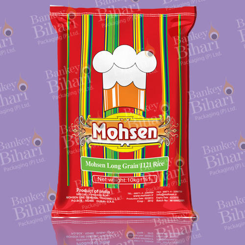 Large Non Woven Rice Bags