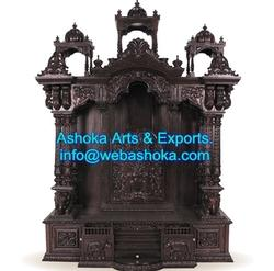 Wooden Temple Design/ Wooden Temple for Home
