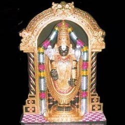 Marble Balaji Statue