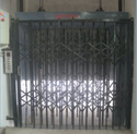 Traction Goods Lift