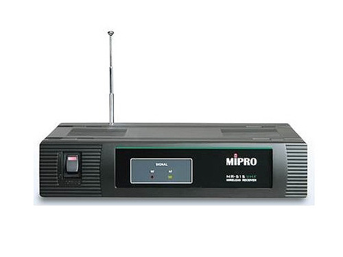 MIPRO MR-515 Single-Channel Non-Diversity.