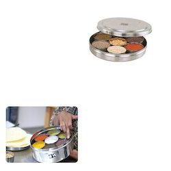 Stainless Steel Spice Box for Home