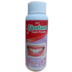 Skodant Teeth Powder