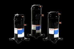 LLZ Series - Refrigeration Scroll Compressors