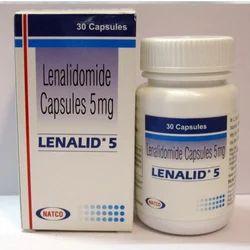 Lenalid Lenalidomide 5 mg Capsules