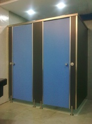 modular change room cubicle partition