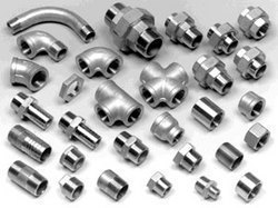 Stainless Steel Forged Adapter