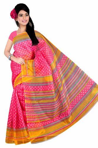 Latest Designer Cotton Saree