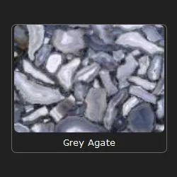 Gray Agate Stone Slab