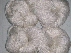 Throwster Silk Yarns Undyed For Yarn Stores, Fiber Artisans