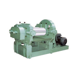 Rubber Mixing Mills with Bush Bearings