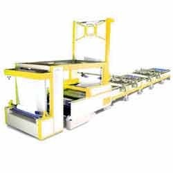automatic ampoule screen printing machine