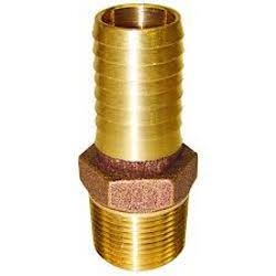Industrial Brass Male Inserts