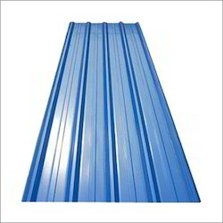 Trapezoidal Steel Roofing Sheets