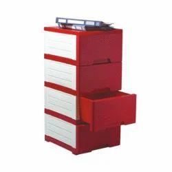 zodiac drawer 4 tier
