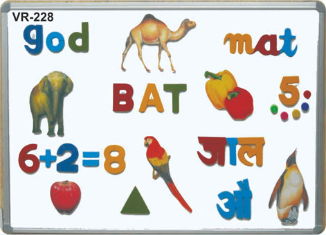 Primary Teaching Aids - Visual Aids Manufacturer from New Delhi